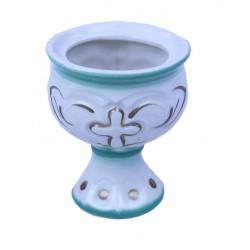Лампада керамическая,...
