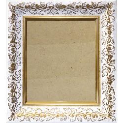 Рамка Лоза белая 15х18 см...